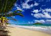 Caribbean beach (Plamen Troshev) Tags: caribbean beach blue new nature wave sea sand santa lucia palm paradise island