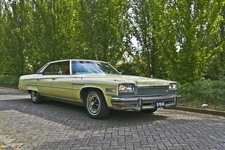 Buick Electra Hardtop Sedan 1975 (7877)