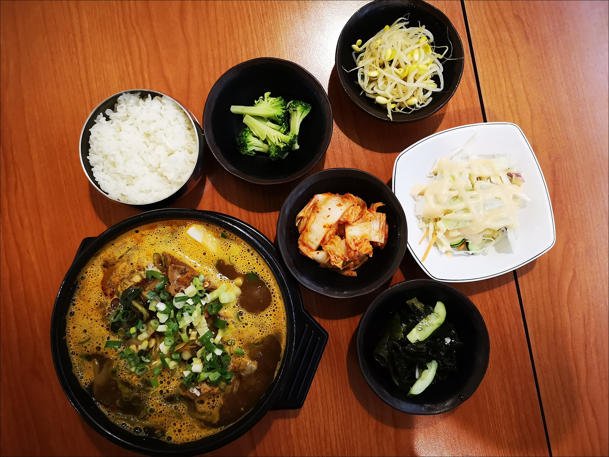 金美子純正韓式料理