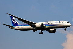 JA885A Boeing 787-9 ANA  BKK (Jetstar31) Tags: ja885a boeing 7879 ana bkk