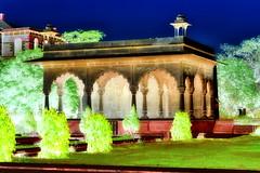 India - Delhi - Red Fort - Sawan Pavilion - 8bb (asienman) Tags: india delhi redfort sawanpavilion asienmanphotography asienmanphotoart hayatbakhshbagh