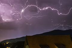 Storm (Brieuc.Baillot) Tags: storm thunder lightning alsace nikon d600 nikond600 sigma 2470 sigma2470 f10 2018 mai mountains france vosges night nightphotography weather