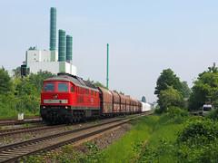 DBC 232 587 (jvr440) Tags: trein train spoorwegen railroad railways duisburg wanheim db deutsche bahn cargo ludmilla br232