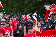 tddzgs99993 (Felix Dressler) Tags: tddz goslar notddz tagderdeutschenzukunft reichsbauernstadt dierechte kollektivnordharz neonazis demonstration harz