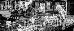 Nottingham Street (Riot Photography 101) Tags: streetphotograhy nottingham notts blackandwhite