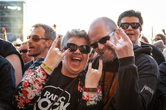 Volbeat @ Trondheim Rocks 2018 (6) (TAKleven) Tags: canoneos5dmarkii canonef24105lisusm trondheim norway music musikk musicfestival musikkfestival rock metal live stage scene concert konsert publikum audience