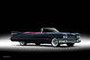 Black Beauty (DL_) Tags: american vintage classic black cadillac convertible coupe automotive transportation olympusomdem5mkii