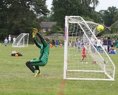 FOOTBALL (Gary K. Mann) Tags: sport grassroots goal score goalkeeping goalkeeper football