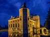 Heemskerk Blue Hour (Elenovela) Tags: heemskerk stayokayhostel slotassumburg noordholland availablelight bluehour blauestunde panasonicgh5 elenovela karstenmüller