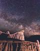 Alienscape (MTD Photos) Tags: bisti bistibadlands milkyway nmsky newmexico astrophotography badlands desert hoodoo landscape mattdomonkos nature night nightscape rock rockformation sky space stargazing stars