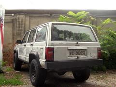 Jeep Cherokee 2.1 TD Chief 1987 (LorenzoSSC) Tags: jeep cherokee 21 td chief 5porte 1987