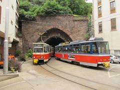 Tatra T6A5, #7943, DP Bratislava (transport131) Tags: tram tramwaj dp bratislava tatra t6a5
