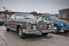 Mercedes (tamson66) Tags: mercedes classic cars