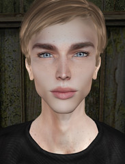 Seth's new profile picture! (Teddi Beres) Tags: second life sl friend man guy mesh profile