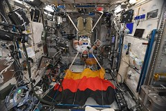 GRASP Experiment (Astro_Alex) Tags: gerst alexandergerst iss science experiment columbus germany