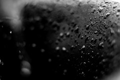 IMG_0130 (Sevonn) Tags: water fountain bokeh blackandwhite bw