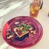 Salmon is Crispy | #salmon #diner #az | 👬🐟 (zamartz) Tags: ifttt instagram salmon is crispy | diner az 👬🐟