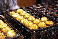Cooking Takoyaki octopus (akira.nick66) Tags: fish food foodie foodies holiday japan japanesefood lovejapan nigiri osaka seafood shashimi sushi tour tourism tourist travel travels tuna unagi vacation