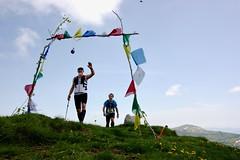 IMG_6177 (Marcia dei Tori) Tags: 2018 montespigolino italy skyrun marciadeitori mdt2018 caicarpi appennino appenninomodenese januacoeli paololottini running mountain italia emiliaromagna run sky flag tibetanflag