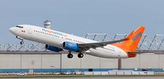 B737   C-FLSW   YUL   20120608 (Wally.H) Tags: boeing 737 boeing737 b737 cflsw sunwingairlines yul cyul montréal pierreelliotttrudeau airport