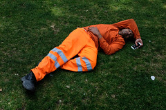 London park (drmaccon) Tags: london park sunshine body death londonstreetphotography fujix100f fuji x100f streetphotography