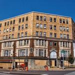 Malone New York  ~ Former Flanagan Hotel  and Franklin  Hotel  ~ Abandon thumbnail
