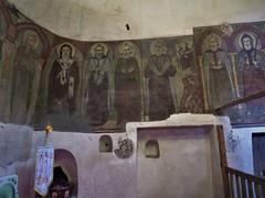 EGYPT DEIR MAR ANTONIOS-MONASTERY SAINT ANTON, THE GREAT (LUIZ PAULO São Paulo's Eyes) Tags: deirmarantonios zafaraana redsea redseamonasteries marvermelho mosteirodestantão saintanthonymonstery egypt egito copticchurch monastic monasticismo monges mosteiro monastery monk cristianismo christianity