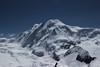Liskamm (4527 m) (charles.caer) Tags: liskamm lyskamm zermatt wallis kantonwallis valais gornergrat monterosa 4000er alpes alps alpen alpesvalaisannes walliseralpen penninealps