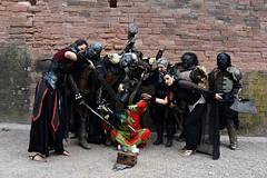 Orks - 5 (fotomänni) Tags: ork orks fantasy kostüme kostümiert costumes costumed masken masks manfredweis
