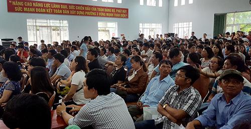 Giới đầu tư đổ xô đến Phú Yên theo cơn sốt đất
