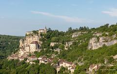 Rocamadour.jpg (croqlum) Tags: france lot occitanie village rocamadour town basilique dordogne falaise chapelles château crypte unesco patrimoine pélerins viergenoire