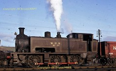 JMB T83 5 Methil West Wemyss Private Railway 0-6-0T No.17 Andrew Barclay No.2017 of 1935 29011969 (Ernies Railway Archive) Tags: nbr lner scotrail ncb wpr wemyssprivaterailway methil