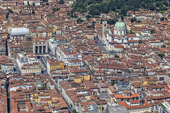 Brescia, Centre (Aerial Photography) Tags: ita 13062009 5d206530 altstadt ausland brescia farbe fotoklausleidorfwwwleidorfde fotoklausleidorfwwwleidorfaerialcom grosstadt häusermeer innenstadt italia italien italy kirche lombardei luftaufnahme luftbild orange p2 region rot siedlung stadt stadthaus ziegelrot bsbrescia aerial brickred church city citycentre color colour downtown foreigncountries historiccity innercity largecity massofhouses metropolis oldtown outdoor red seaofhouses settlement town townhouse italienitaly