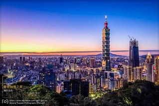炫彩之城 Colorful City Tawiwan