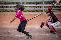 Softball (Phil Roeder) Tags: desmoines iowa desmoinespublicschools easthighschool northhighschool softball sport athletics athletes canon6d canonef100400mmf4556lis