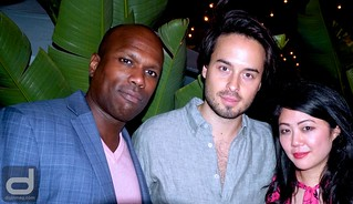CARTE BLANCHE After Party at the Rosy Oyster in The Hollywood Roosevelt Hotel | Photos by Cindy Maram/Dig In Magazine