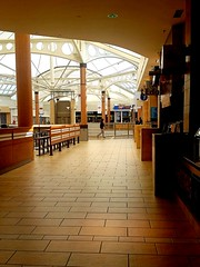 Food Court (SqueakyMarmot) Tags: vancouver suburb burnaby brentwood mall foodcourt empty
