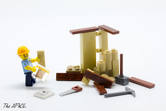 Brickea (The Aphol) Tags: lego collection fun legography legophotography macro minifigures toy toyphotography ikea brick afol moc minifigs diy