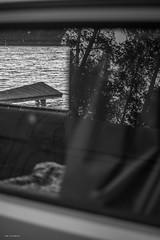 swiming time (sami kuosmanen) Tags: taivas travel tuulos suomi finland luonto light landscape lake järvi water valo vesi oksjärvi pier forest car window nature north europe expression eerie night yö