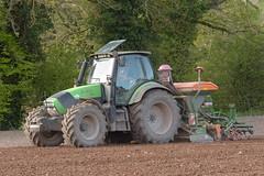 Deutz Fahr Agrotron 150.7 Tractor with an Amazone ADP 3000 Special Seed Drill & Power Harrow (Shane Casey CK25) Tags: deutz fahr agrotron 1507 tractor amazone adp 3000 special seed drill power harrow conna aghern sdf df samedeutzfahr deutzfahr spring barley green traktor trekker traktori tracteur trator ciągnik sow sowing set setting drilling tillage till tilling plant planting crop crops cereal cereals county cork ireland irish farm farmer farming agri agriculture contractor field ground soil dirt earth dust work working horse horsepower hp pull pulling machine machinery grow growing nikon d7200