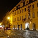 Hotel Roma, Újezd, Malá Strana, Prague, Czech Republic thumbnail