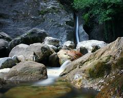 The creek and the rocks (Darea62) Tags: stones rocks stream creek river waterfall nature wood forest longexposure alpiapuane montealtissimo malbacco seravezza versilia tuscany water