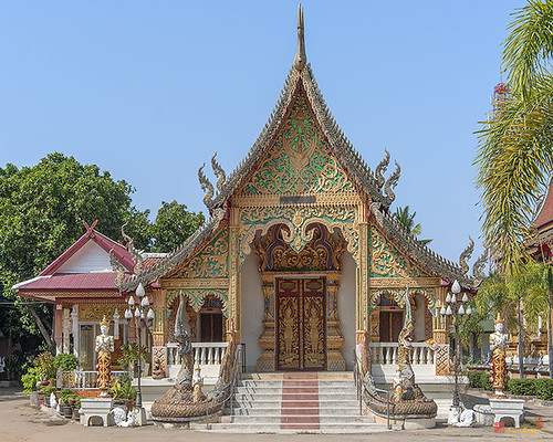 Wat Siri Mangkhlaram Phra Wihan (DTHCM2240) วัดศิริมังคลาราม พระวิหาร