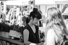 DSCF5568.jpg (RHMImages) Tags: xt2 portrait monochrome streetportrait blackandwhite bnw farmersmarket streetphotography candid nevadacounty nevadacity fujifilm fuji