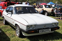 E842 FFL (3) (Nivek.Old.Gold) Tags: 1987 ford capri 28 injection special mk3