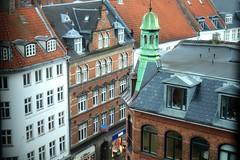 Copenhagen, a view from the Rundetårn (Round Tower) (Valerio_D) Tags: københavn copenaghen copenhagen danimarca danmark denmark 2017estate rundetårn 1001nights 1001nightsmagiccity