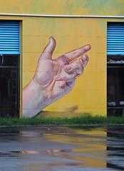 La mano (carlos_ar2000) Tags: graffiti arte art color colour calle street mano hand buenosaires argentina