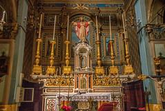 Bajardo New Church (Tony Howsham) Tags: canon eos70d sigma 18250 church italian bajardo st nicholas italy liguria catholic
