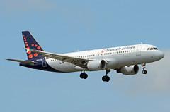 Brussels Airlines Airbus A320-214 OO-TCQ (EK056) Tags: brussels airlines airbus a320214 ootcq lisbon portela airport