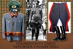 The General Wears What  part 1 (The General Was Here !!!) Tags: war battle uniform nazi breeches boots belt tunic general officer army military visor cap 1940s 40s second ww2 world riding whermacht 3rdreich ridingbreeches ridingboots generals 1939 1940 1942 1943 1944 1945 39 40 41 42 43 44 45